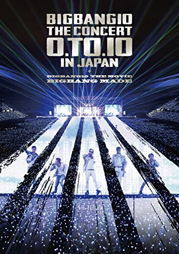 BIGBANG10 THE CONCERT : 0.TO.10 IN JAPAN + BIGBANG10 THE MOVIE BIGBANG MADE(DVD(2枚組)+スマプラムービー)