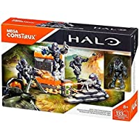 Mega Construx Halo Spartans of Fireteam Shadow Building Set [並行輸入品]