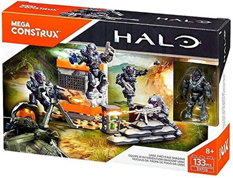 Mega Construx Halo Spartans of Fireteam Shadow Building Set [並行輸入品]