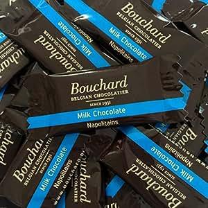 ブシャール モーメント ミルク バルク 1000g (約200枚個包装込) チョコレート