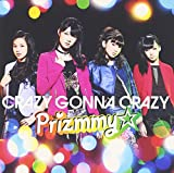 CRAZY GONNA CRAZY(DVD付)