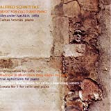 Schnittke: Music for Cello and Piano