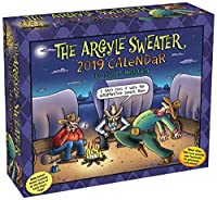 The Argyle Sweater 2019 Day-to-Day Calendar