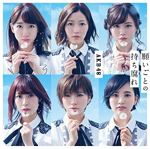 48th Single 「願いごとの持ち腐れ Type C」 初回限定盤...