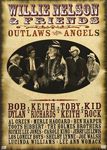 Willie Nelson & Friends Outlaws & Angels [DVD] [Import]