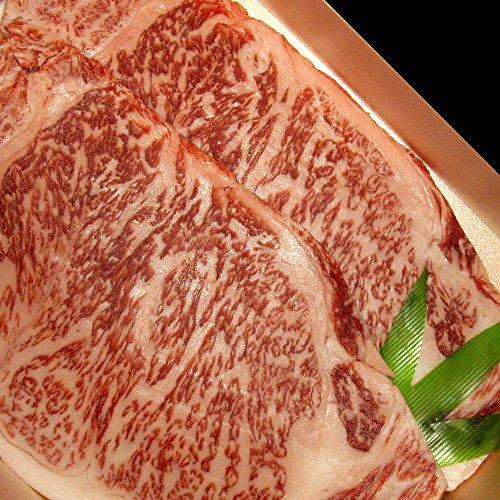 【卒業祝い・入学祝い・お返し】村上牛 サーロインステーキ 200g×1枚/牛肉 ギフト 国産黒毛和牛 にいがた和牛