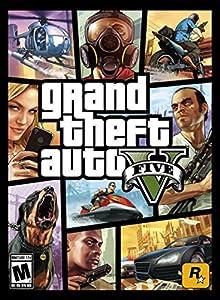 [価格改定] Grand Theft Auto V(日本語版)|オンラインコード版