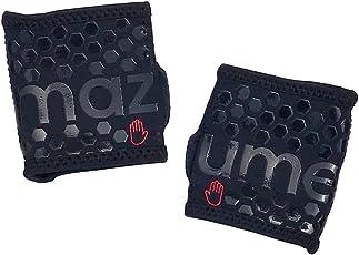 MAZUME(マズメ) グローブ ノットサポートグローブ MZAS-299-01 ブラック