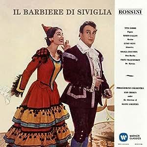 ロッシーニ:歌劇「セビリャの理髪師」全曲