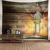 KTYXDE クリスマスライトタペストリー3dデジタル印刷壁画ポリエステル壁掛けテレビ背景壁ホームぶら下げ布寝室リビングルームタペストリーピクニック毛布壁マウントアート壁の装飾 タペストリー (Color : 012)