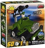 [コビー]COBI Small Army Delta Vehicle, 60 Piece Set COB2113 [並行輸入品]