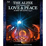 23rd Summer 2004 LOVE & PEACE A ...[Blu-ray/ブルーレイ]