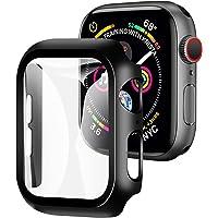 【2021改良モデル】YOFITAR Apple Watch 用 ケース series6/SE/5/4 40mm アップ…