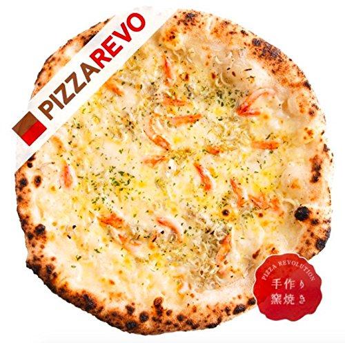 PIZZAREVO選べる人気PIZZA(冷凍ピザ)5,000円以上送料無料 (8.大分県産釜揚げシラスと桜海老)