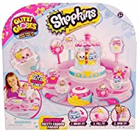 Glitzi Globes Shopkins Pretty Fashion Parade Toy