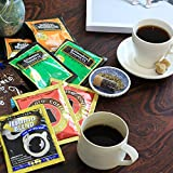 ドリップコーヒー5種類お試し50杯セット ※2セット購入で輸入菓子オマケ(1つの箱にまとめて梱包となります)