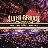 アルター・ブリッジ<br />『ライヴ・アット・ザ・ロイヤル・アルバート・ホール・フィーチャリング・ザ・パララックス・オーケストラ【2枚組CD(日本語解説書封入)】