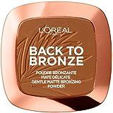 L'Oréal Paris Wake Up & Glow Back To Bronze Bronzer 02 Sunkiss