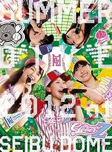 ももクロ夏のバカ騒ぎ SUMMER DIVE 2012 西武ドーム大会 LIVE DVD-BOX