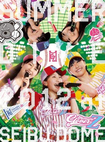 ももクロ夏のバカ騒ぎ SUMMER DIVE 2012 西武ドーム大会 LIVE DVD-BOXの詳細を見る