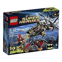 レゴ (LEGO) スーパー・ヒーローズ バットマン:マンバット アタック 76011