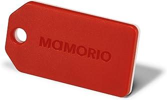 落し物 忘れ物 紛失防止タグ MAMORIO RED マモリオ レッド 世界最小クラス 重量3g