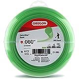 Oregon 21-380 Gatorline 1-Pound Coil of .080-Inch-by-413-Foot Round String Trimmer Line