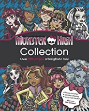 Monster High Collection: Over 200 Pages of Fantastic Fun!