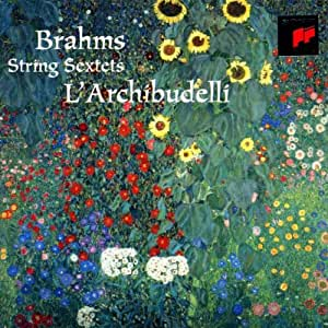 Brahms;String Sextets