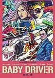 キャラクターポスター、映画ポスター、ベイビードライバー BABY DRIVERポスター A3サイズ(42x30cm)