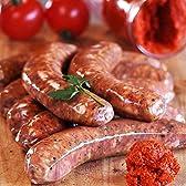 【無添加】ラム肉生ソーセージ【スパイシー】メルゲーズ 7本入 サルシッチャ (ギフト対応)【販売元:The Meat Guy(ザ・ミートガイ)】