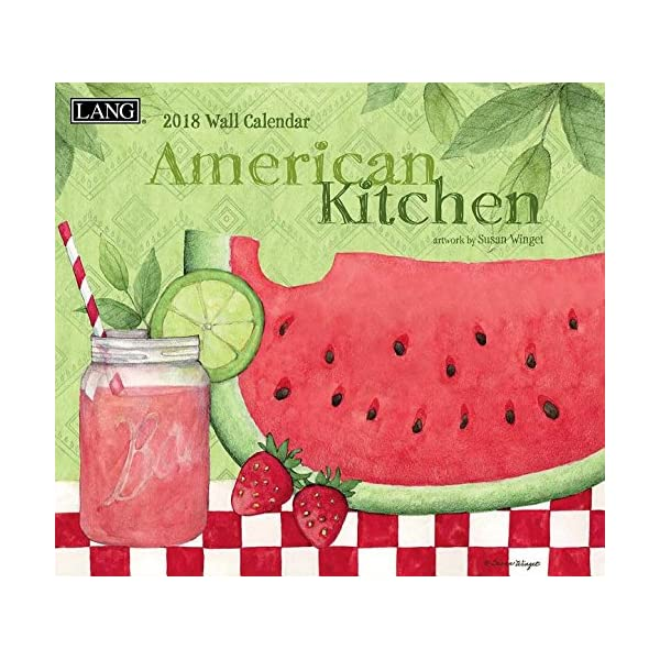 American Kitchen 2018 Ca...の商品画像