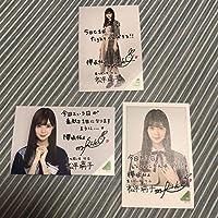 欅坂46 フォトカード ローソン制服 松平璃子 欅坂