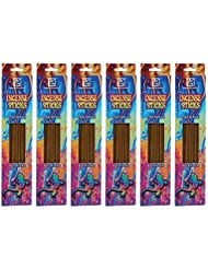 Hosley 's Highly Fragranced Coconut Incense Sticks 240パック。手Fragranced、Infused with Essential Oils。理想的なギフト、ウェディング...