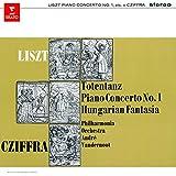 リスト:ピアノ協奏曲第1番&第2番/ハンガリー幻想曲/死の舞踏