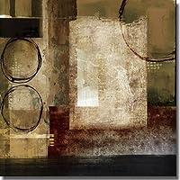 """芸術的ホームギャラリー36364717G """" Manhattan Melody by Keith Mallettプレミアムgallery-wrapped OversizeキャンバスGicleeすぐにハング)"""