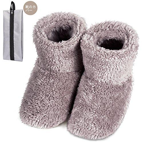 スリッパ 冬 北欧 ル ームブーツ 暖かい もこもこ 可愛い...