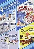 4 Film Favorites: Gene Kelly Collection [DVD] [Import]