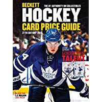 Beckett Hockey Card Price Guide 2018
