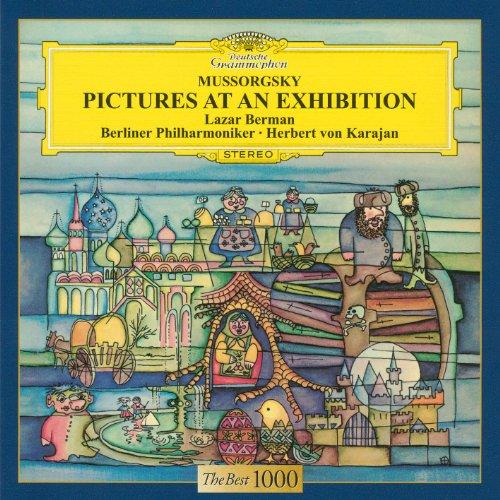 ムソルグスキー:展覧会の絵(ピアノ&オーケストラ版)の詳細を見る