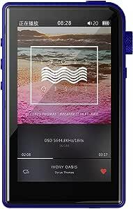 【国内正規品】SHANLING ハイレゾ音源対応ポータブルミュージックプレーヤー M2s ブルー 初回限定キャンペーンパッケージ M2S-BL-SET