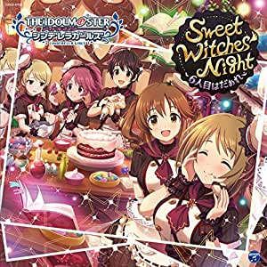 THE IDOLM@STER CINDERELLA GIRLS STARLIGHT MASTER 13 Sweet Witches' Night ~6人目はだぁれ~