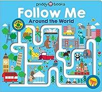 Follow Me Around the World (Finger Mazes)
