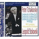 交響曲第4番、第5番、第6番『悲愴』 ストコフスキー&NBC響、ハリウッド・ボウル管(2CD)