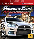 Midnight Club Los Angeles Complete Edition (PS3 輸入版 北米)日本版PS3動作可