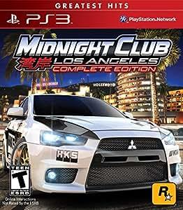 Midnight Club Los Angeles Complete Edition (PS3 輸入版 北米)日本版PS3動作可