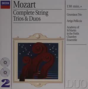 Complete String Trios & Duos