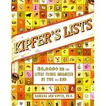 Kipfer's Lists