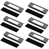 6Pcs Filters and Sponges Set for Ecovacs Deebot Ozmo 920 950 T8 AIVI Vacuum Cleaner Parts