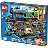 レゴ (LEGO) シティ カーゴトレイン 60052
